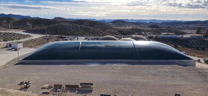 Redexis arranca un proyecto renovable pionero para la inyección de biometano en la red de gas natural