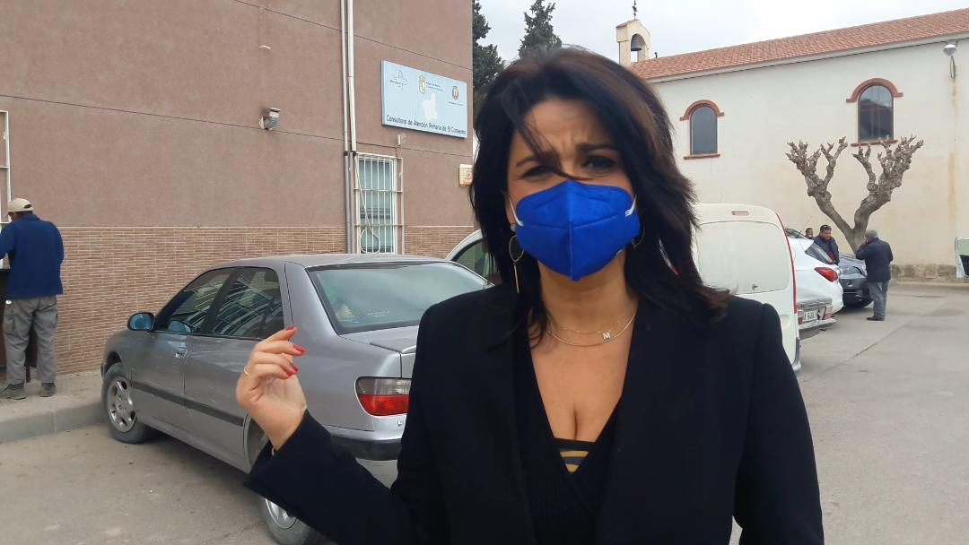 La caída de contagios por Covid en el municipio de Lorca permite recuperar la atención médica en el consultorio de El Consejero a lo largo de la próxima semana