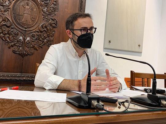 El Ayuntamiento de Lorca tendrá que devolver 128.919,67 euros no justificados en la ejecución en 2008 de las obras de adecuación de un tramo de la carretera D-7, en la Pulgara