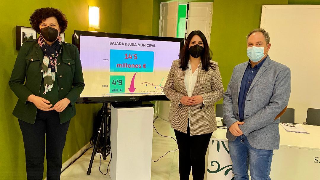 """Puerto Lumbreras presenta unos presupuestos 2021 de"""" gran compromiso social y que ayudarán a la reactivación económica del municipio"""""""