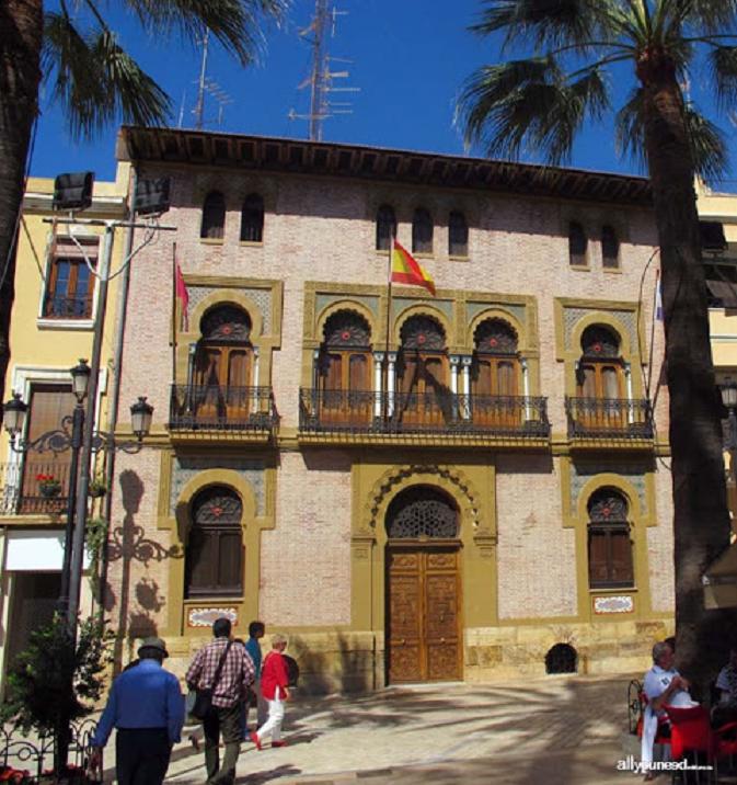 Cinco estudiantes comienzan sus prácticas en el Ayuntamiento de Águilas