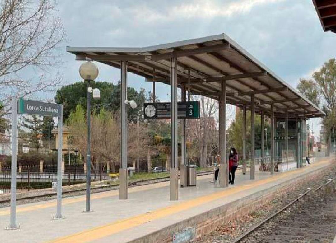"""El Alcalde de Lorca celebra la licitación del estudio informativo del corredor ferroviario Lorca-Guadix que refrenda """"la apuesta del Gobierno por la mejora de los ferrocarriles"""""""