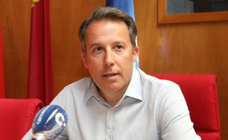 """Fulgencio Gil: """"la traición de Ciudadanos ratifica punto por punto el trabajo que estamos haciendo en Lorca como punta de lanza contra el socialismo"""""""
