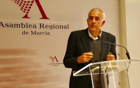 """Alfonso Martínez: """"Al Gobierno regional murciano no le importa mentir a la ciudadanía cuando se trata de ocultar sus incapacidades para gobernar"""""""