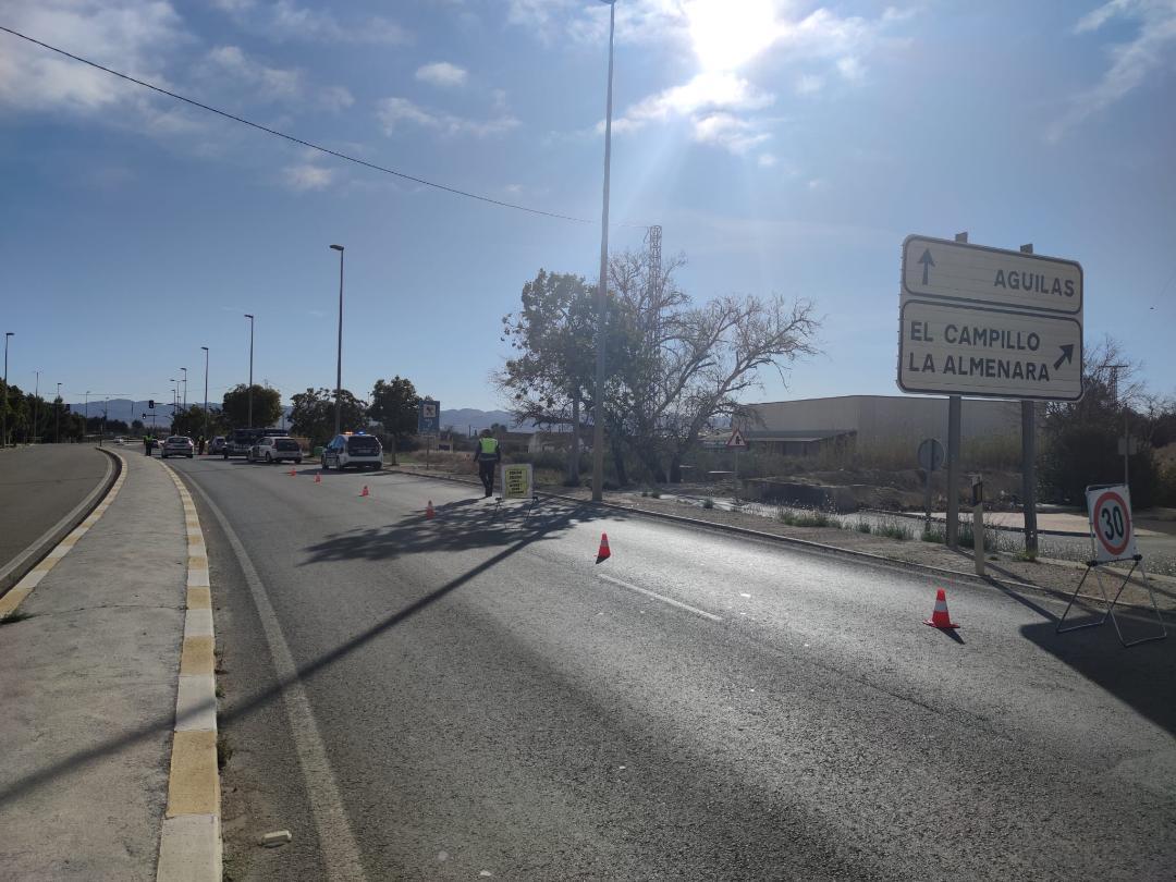 """La Policía Local de Lorca comprueba una """"bajada generalizada"""" de las conductas incívicas durante el desarrollo de un amplio despliegue de efectivos efectuado el pasado fin de semana"""