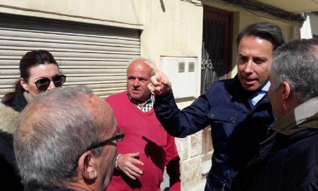 """Fulgencio Gil exige al Alcalde Mateos """"la puesta a disposición inmediata"""" de la parcela para el centro de salud en San Cristóbal, """"bloqueada por el Gobierno socialista"""""""