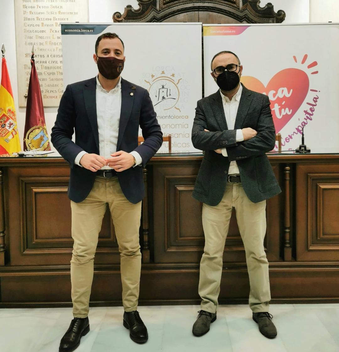 El Ayuntamiento de Lorca aprueba las bases reguladoras de la nueva convocatoria de subvenciones para autónomos y microempresas del sector del comercio y la hostelería