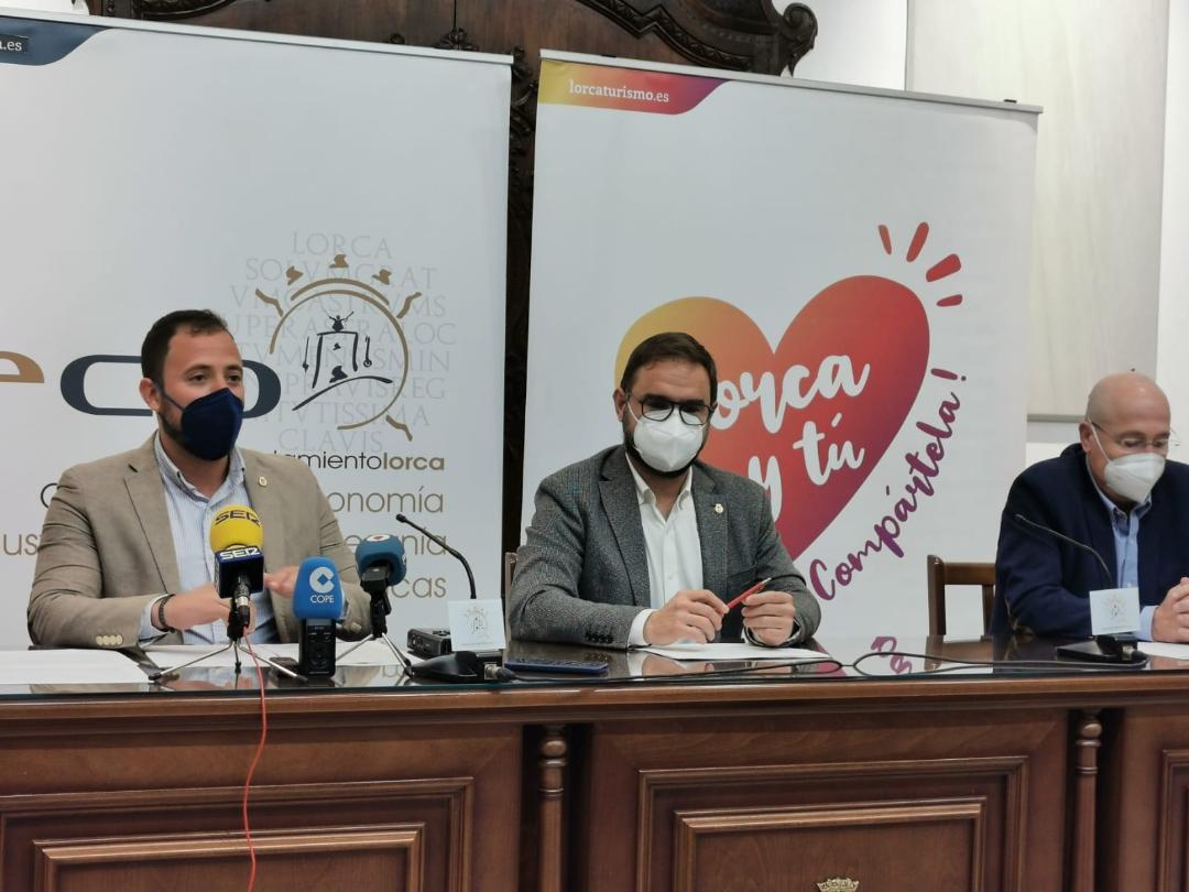 Aguas de Lorca define 19 actuaciones valoradas en 98 millones de euros para optar a los Fondos Europeos Next Generation