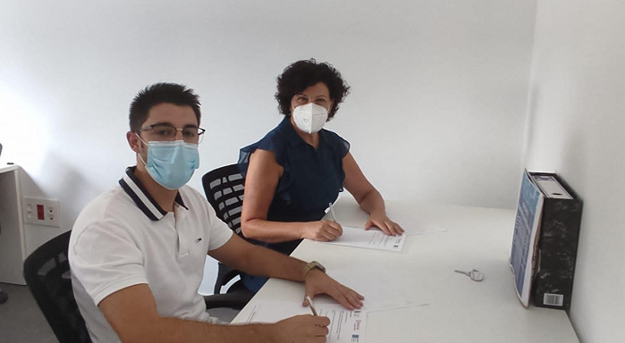 El Ayuntamiento de Puerto Lumbreras cede un local en el vivero de emprendedores CEILUM al ganador del I Concurso de Proyectos Empresariales