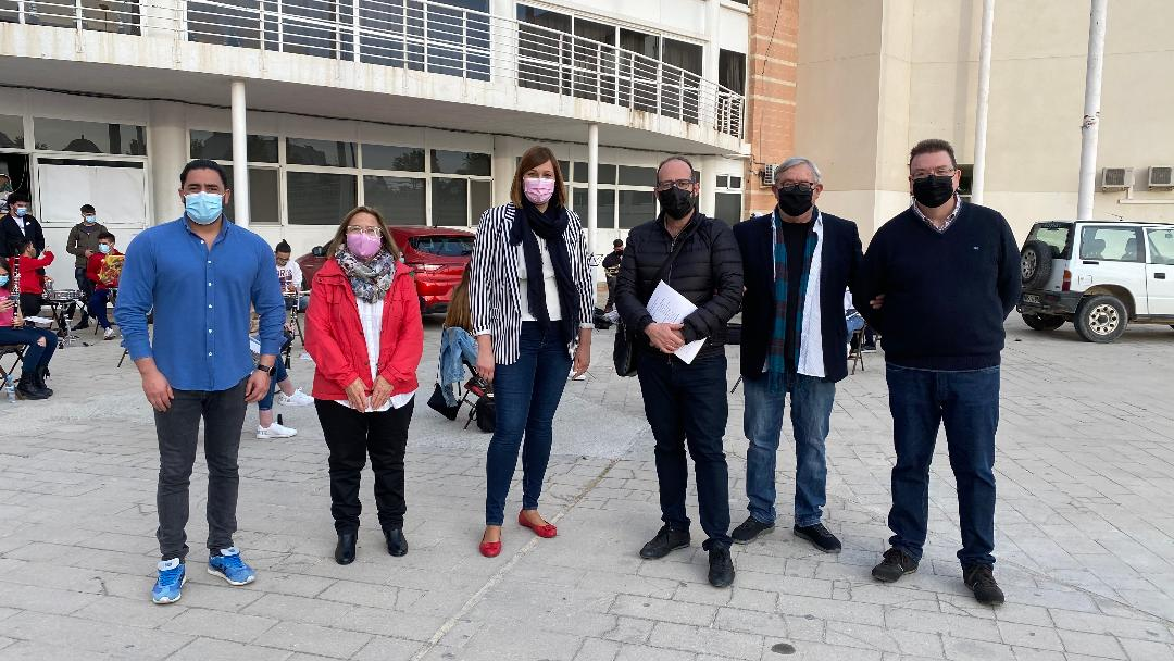 Curro Piñana y la Banda Municipal de Música protagonizarán el Viernes Santo una emotiva actuación de saetas en el Centro Cívico Cultural de Puerto Lumbreras