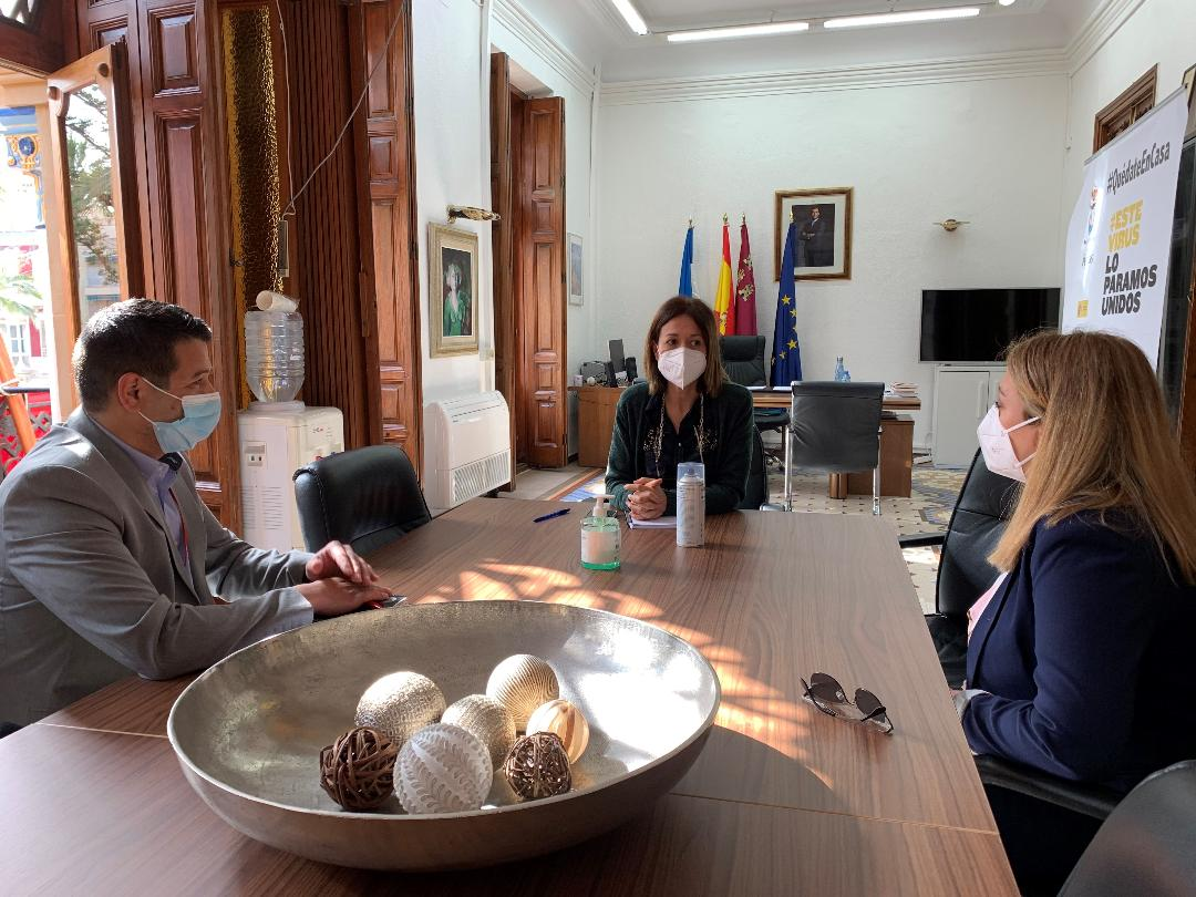 Carrefour Águilas ofrecerá productos del campo aguileño