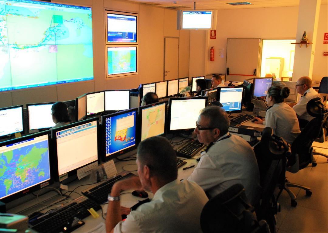 La Armada Española organiza un ejercicio de ciberseguridad en aguas de Cartagena.