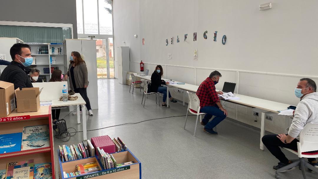 12 alumnos se forman en informática e Internet en El Esparragal-La Estación gracias a un curso organizado por el Ayuntamiento de Puerto Lumbreras
