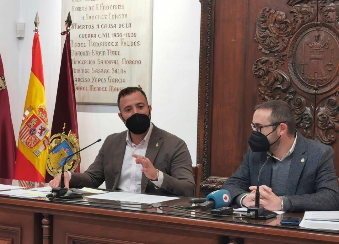 """Ciudadanos Lorca """"cuestiona"""" la labor de oposición del PP lorquino, """"basada en la mentira reiterada, eslóganes sin sentido y generar 'fake news'"""