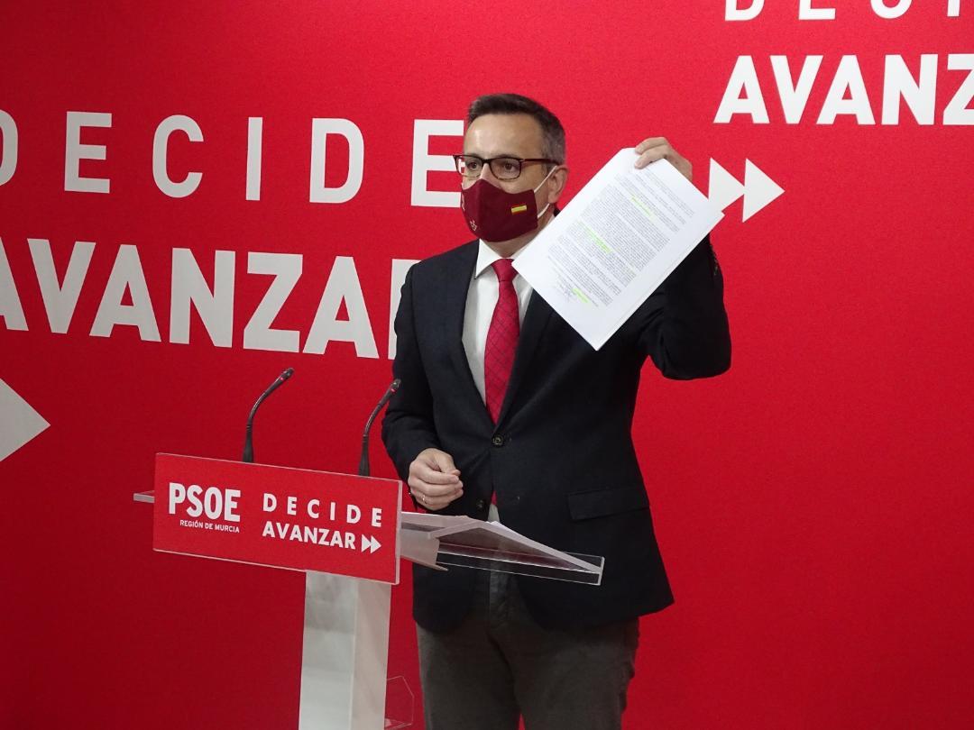 """Diego Conesa: """"No contento con corromper las instituciones, el PP inicia una campaña de acoso contra quienes trabajamos por la limpieza democrática"""""""