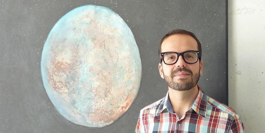 """Pedro Jiménez: """"Hay necesidad de comunicar todo el desarrollo científico a la sociedad: necesitamos un periodismo que hable nuestro mismo lenguaje"""""""
