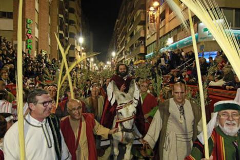 La Concejalía deTurismo lorquina promueve una Semana Santa aún más diferente que se trasladará a balcones y redes sociales
