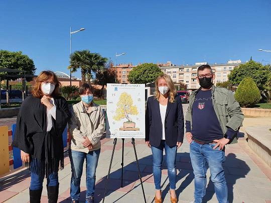 El Ayuntamiento de Lorca pone en marcha el programa 'Primavera en el parque' con una quincena de actividades al aire libre destinadas a personas mayores de 65 años