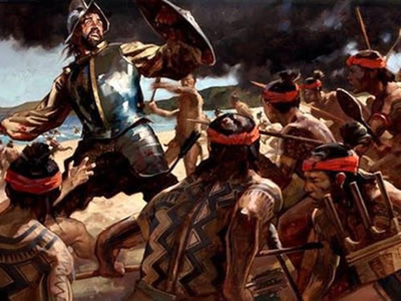 """'El 27 de Abril de 1521 murió Fernando de Magallanes', por Pedro Cuesta Escudero, autor de """"Y sin embargo es redonda. Magallanes y la Primera Vuelta al Mundo"""""""