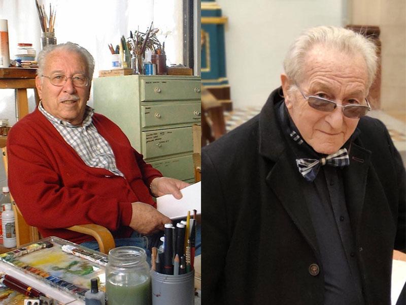 El Ayuntamiento de Lorca homenajeará a Muñoz Barberán y a Joaquín Castellar otorgando su nombre a dos placetas situadas en lugares muy especiales para ambos artistas