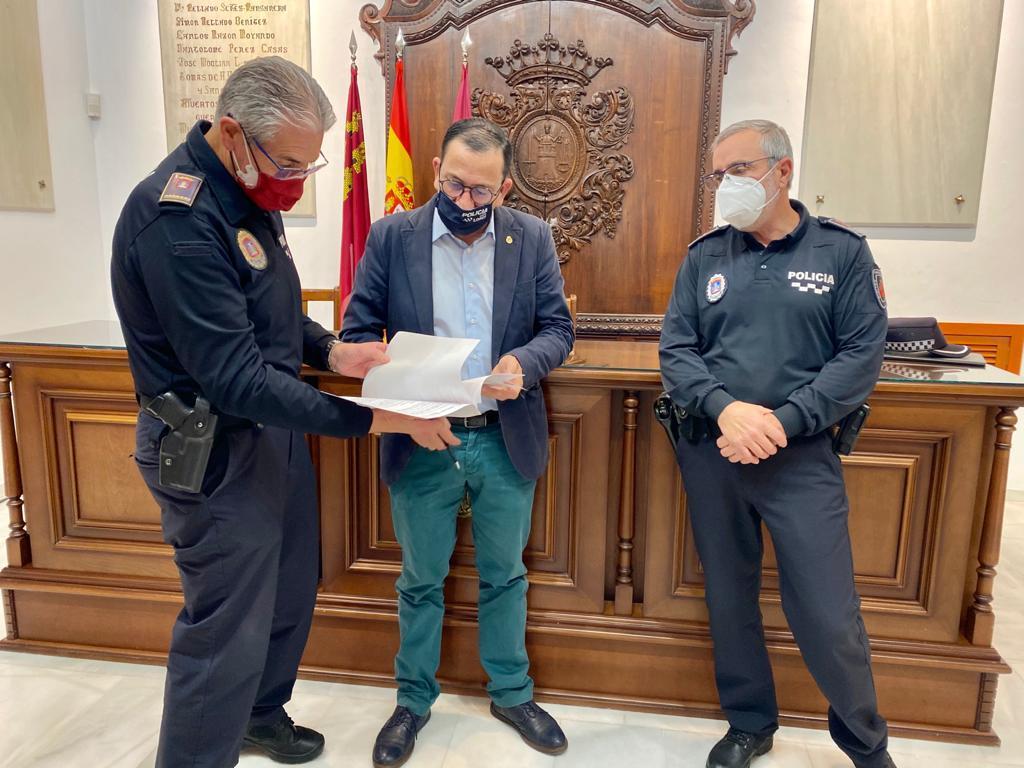 El Ayuntamiento de Lorca reforzará las labores preventivas y de vigilancia a través de Policía Local con motivo de las fiestas navideñas