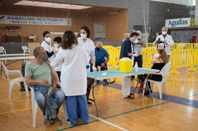 El movimiento vecinal regional protesta por la limitación de puntos de vacunación en distintos municipios de la región