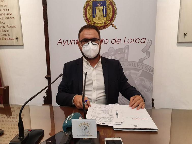 El Ayuntamiento de Lorca traslada las peticiones de la Mesa Local del Ferrocarril a ADIF, RENFE y la Secretaría Transportes