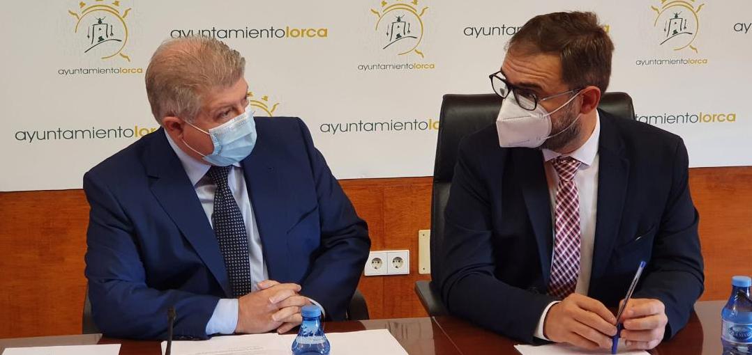 El Ayuntamiento coordina el trabajo de un dispositivo especial de seguridad para garantizar la normalidad en el desarrollo de la Feria y Fiestas de Lorca 2021