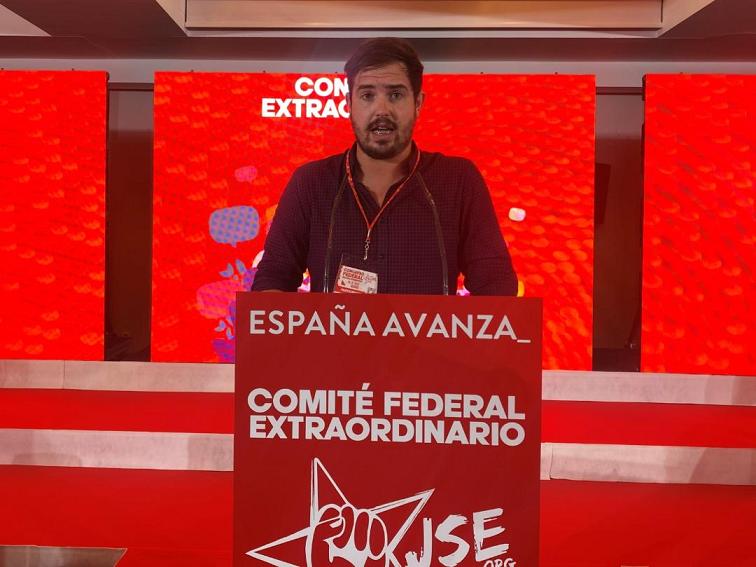 Juventudes Socialistas de España reivindica actuar en origen en el Mar Menor y apostar por soluciones basadas en la naturaleza para salvar la laguna salada