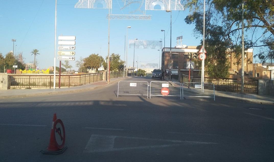El Ayuntamiento de Lorca señaliza cerca de 9.000 plazas de aparcamiento en diferentes zonas con motivo de la Feria