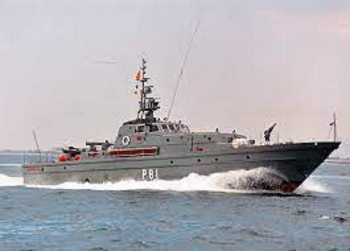 """El Patrullero """"TORALLA"""" (P-81) lleva a cabo labores de Vigilancia y Seguridad Marítima en aguas de la costa levantina"""