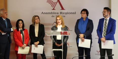 El PSRM denuncia que el Gobierno regional quiere usar la crisis sanitaria para deshacerse de la gestión de las viviendas sociales