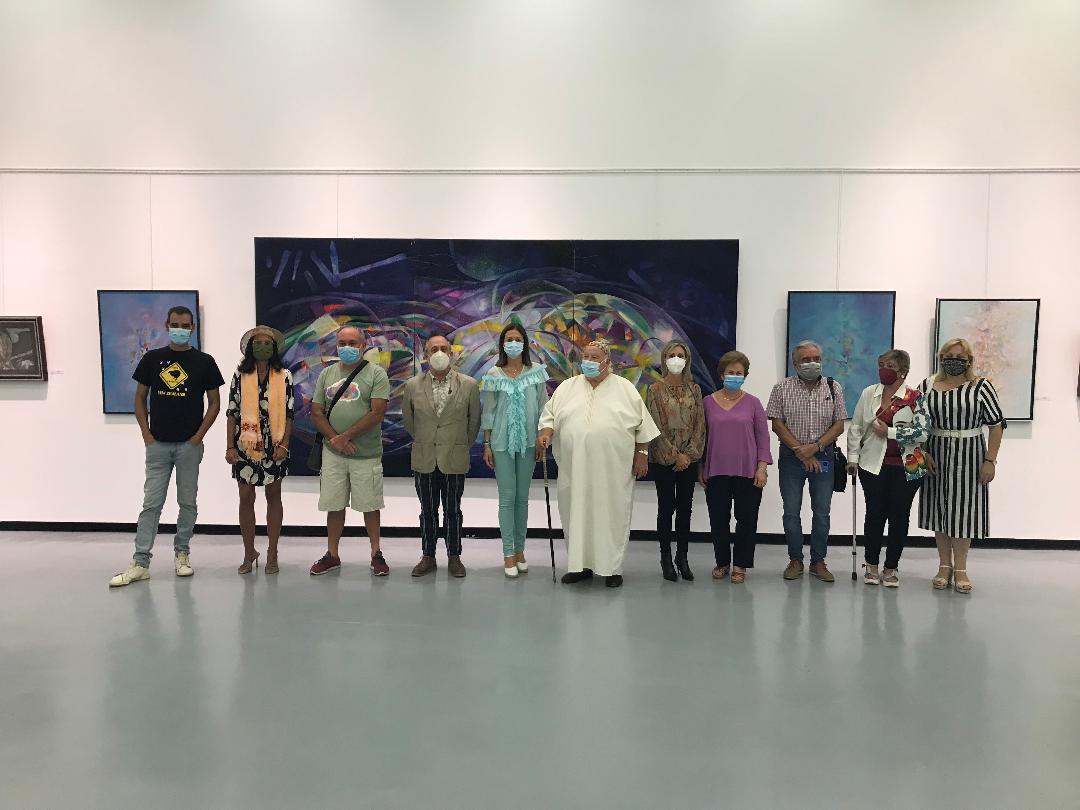 El Auditorio de Águilas acoge una nueva edición del Salón de Otoño