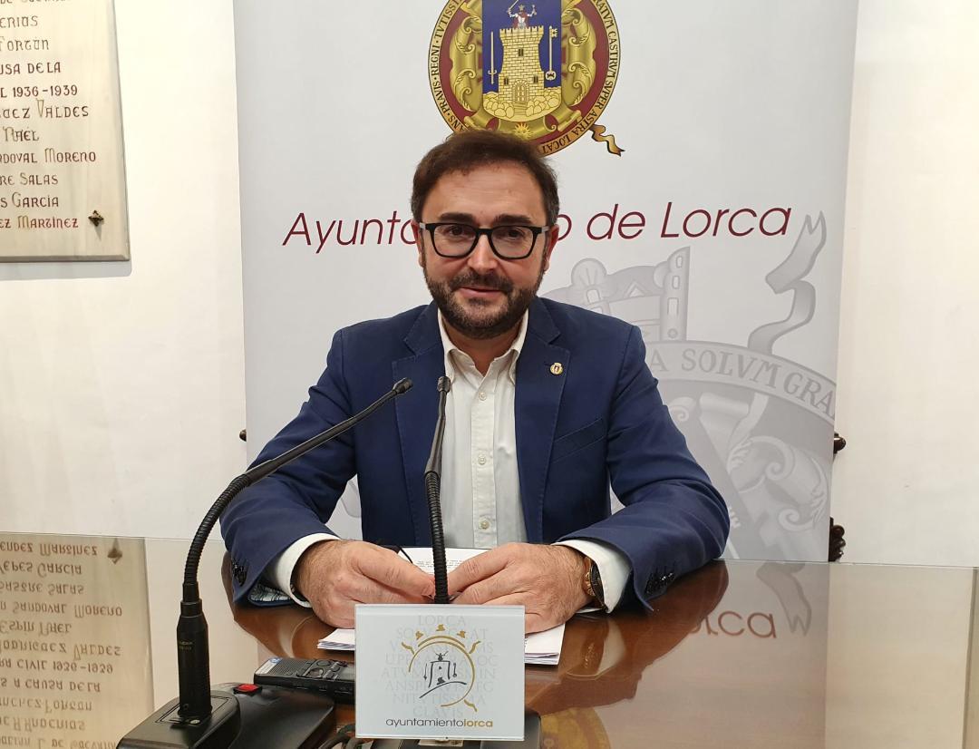 El equipo de Gobierno del Ayuntamiento de Lorca prepara un proyecto de Ordenanzas Fiscales para 2022 que congelará los tributos municipales