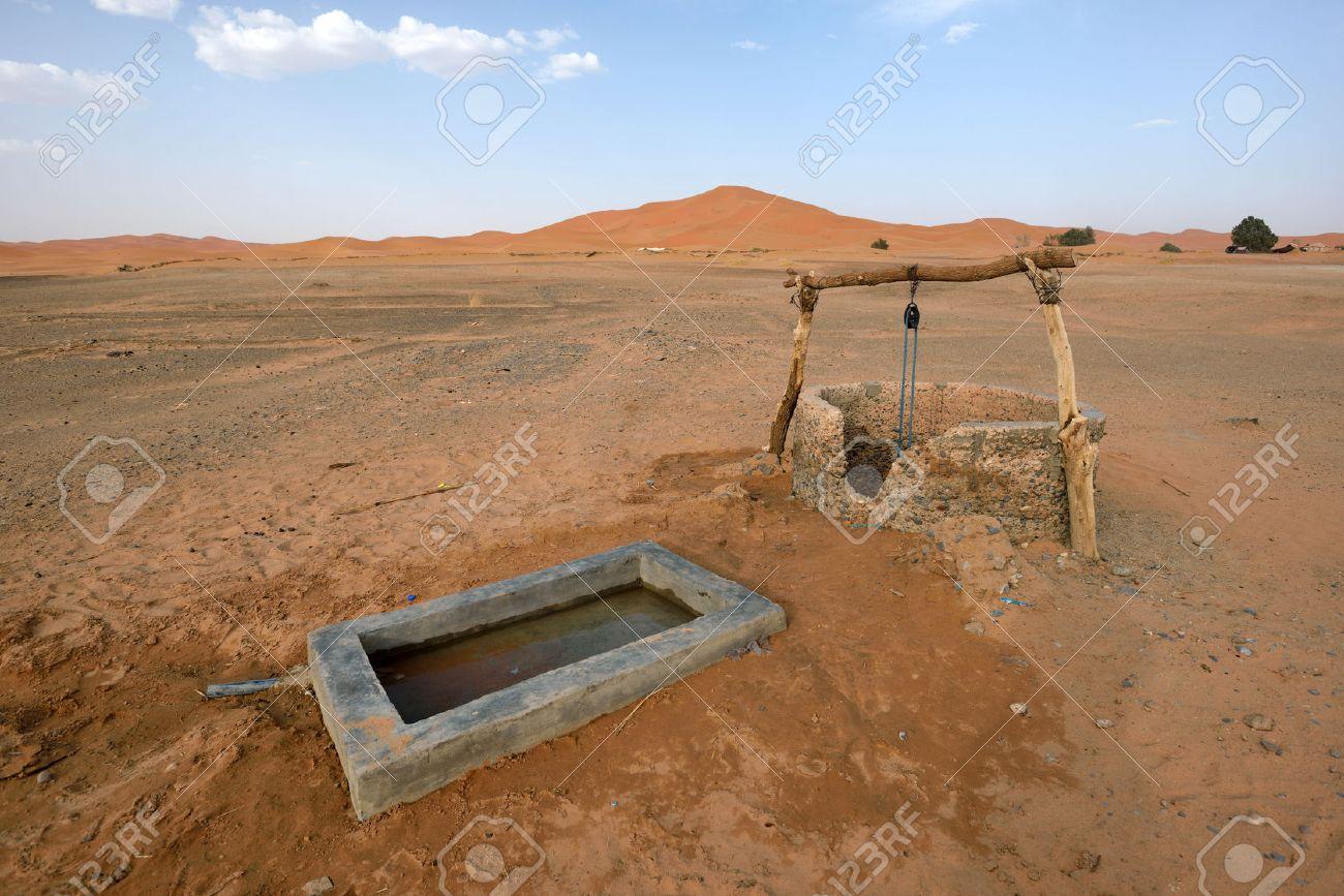 'Los pozos en el desierto del Sahara', por Juan Tejero Molina, Coronel de Infantería (R), miembro de la Hermandad de Veteranos de Tropas Nómadas del Sahara