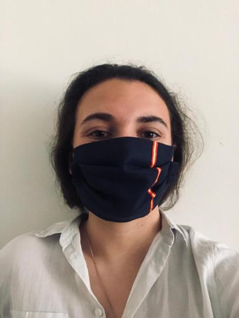 """CRONICAS DEL CONFINAMIENTO: MASCARILLAS, EL """"MUST HAVE"""" DE LA TEMPORADA, por Beatriz Rodríguez, periodista"""