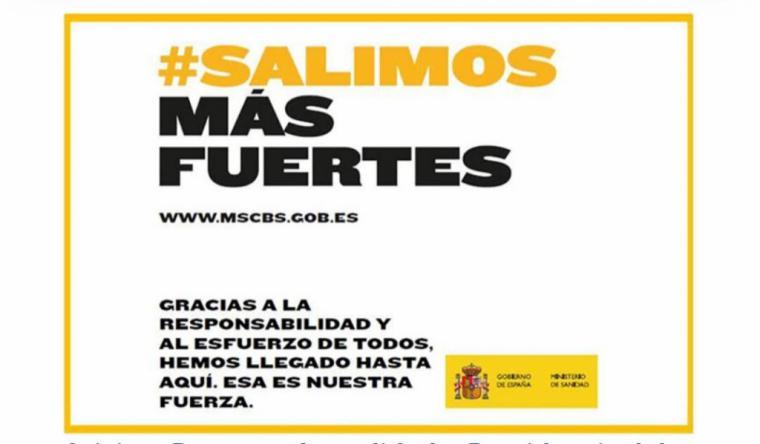 CRONICAS DEL CONFINAMIENTO: ¿SALIMOS MAS FUERTES?, por Beatriz Rodríguez, periodista
