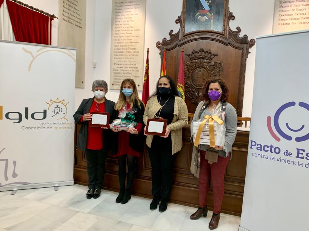 """El Colegio """"San Cristóbal"""", ganador del concurso de Creación Audiovisual """"Quedan muchos cuentos por contar"""" Educando en Igualdad organizado por el Ayuntamiento de Lorca"""
