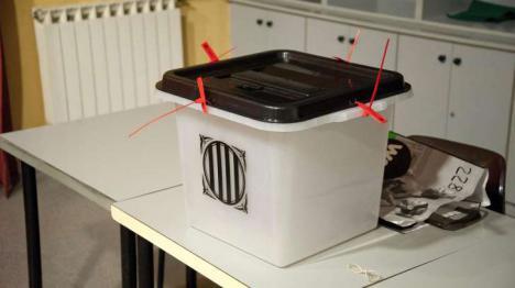 Según el hombre de confianza de Junqueras, la ANC debía encargarse de esconder las urnas