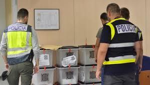 ¿ Cómo llegaron las urnas a los colegios electorales?
