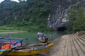 El Parque Nacional Phong Nha-Kẻ Bàng