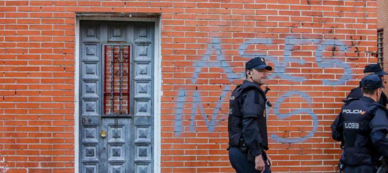 Se entrega en una comisaría de Hortaleza el joven implicado en el asesinato de Vallecas