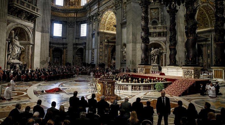 Los presos del Vaticano