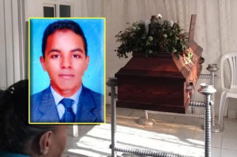 Se niegan a enterrar a su hijo muerto a la espera de que resucite