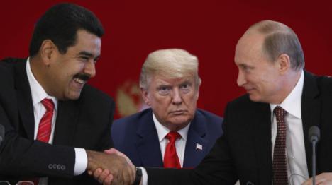 Venezuela advierte a EEUU que si no respeta sus sedes diplomáticas, Caracas emprenderá acciones recíprocas