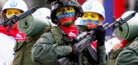 Guaidó pretende meter a su país en Guerra, al solicitar de Estados Unidos la intervención militar
