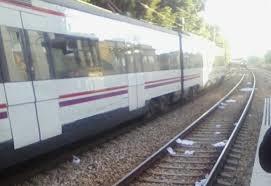 Arrollado por un tren, mientras se hacía un selfie.