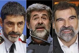 Seis, fueron las llamadas de auxilio de la Guardia Civil a los Mossos durante el asedio de los separatistas a la Consejería de Economía