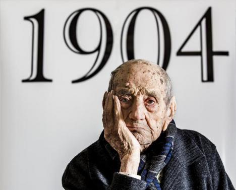 Muere a los 113 años Francisco Núñez, ' marchena' el hombre más longevo del mundo