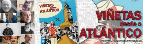 El cómic toma la ciudad con Viñetas desde O Atlántico